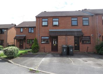 Thumbnail 2 bed town house for sale in The Potlocks, Willington, Derby