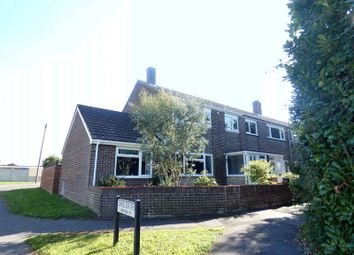 Thumbnail 3 bed end terrace house for sale in Long Drive, Gosport