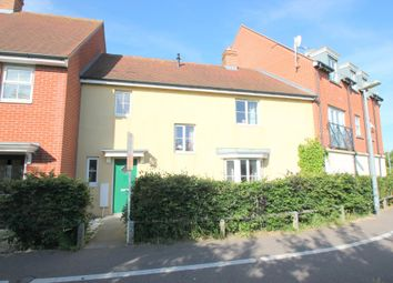 Thumbnail 3 bed terraced house to rent in Thomas Benold Walk, Colchester
