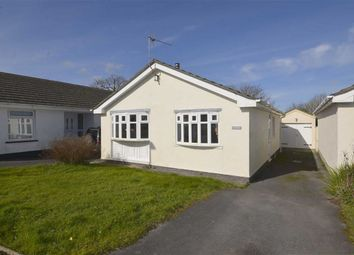 Thumbnail 2 bed bungalow for sale in 5, Meadow Road, Tenby, Pembrokeshire