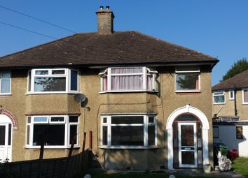 Thumbnail 4 bed semi-detached house to rent in Marsh Lane, Oxford