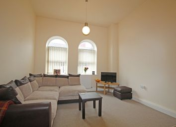 Thumbnail 1 bed flat to rent in Belmont Street, Swadlincote