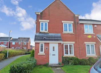 Thumbnail 4 bed semi-detached house for sale in 20, Silverstone Street, Chorley, Lanchashire