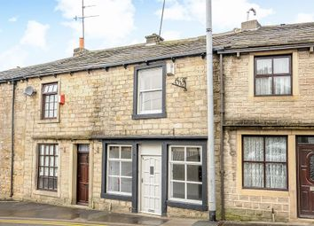 Thumbnail 2 bed terraced house for sale in Church Street, Barnoldswick