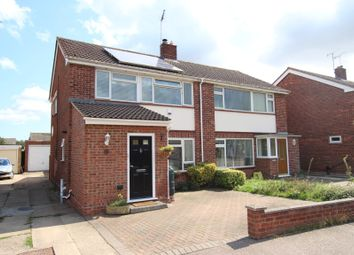 Thumbnail 3 bed semi-detached house for sale in Hunter Drive, Lawford, Manningtree