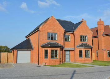 Ashfields Lane, East Hanney, Wantage OX12. 4 bed detached house