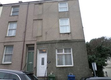 Thumbnail 3 bedroom end terrace house for sale in South Penrallt, Caernarfon