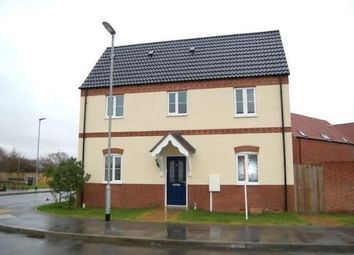 Thumbnail 3 bed semi-detached house to rent in Saxon Way, Bardney, Lincoln