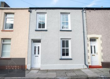 Thumbnail 3 bed terraced house for sale in Stanfield Street, Cwm