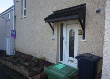 Thumbnail 2 bed terraced house to rent in Burnhaven, Erskine