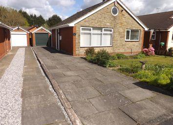 Thumbnail 2 bedroom bungalow for sale in Barlstone Avenue, Blyth Bridge, Stoke-On-Trent