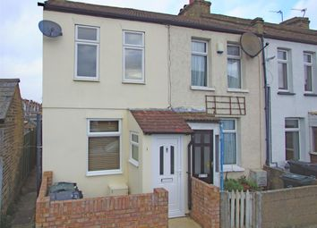 Thumbnail 2 bed end terrace house for sale in Carlisle Rd, Dartford