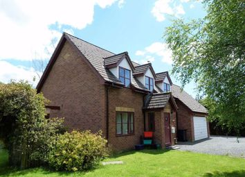 Thumbnail 4 bedroom detached house for sale in Trefechan, 2, Dolybont, St Harmon, Rhayader, Powys