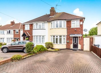 Thumbnail 3 bedroom semi-detached house for sale in The Grove, Great Barr, Birmingham