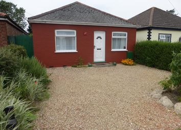 Thumbnail 2 bedroom detached bungalow for sale in Elm Road, March