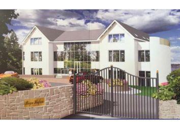 Thumbnail 3 bed flat for sale in Caernarfon Road, Pwllheli