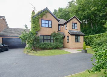 4 bed detached house for sale in Sandstone Avenue, Walton, Chesterfield S42
