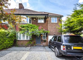 Thumbnail 5 bedroom semi-detached house for sale in Rochester Way, London