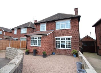 Thumbnail 3 bed detached house for sale in Cedar Avenue, Nuthall, Nottingham