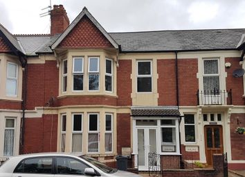 Thumbnail 4 bedroom terraced house to rent in Allensbank Road, Heath, Cardiff