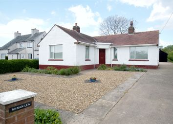 Thumbnail 3 bed detached bungalow for sale in Abbeytown, Wigton, Cumbria