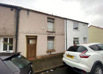 Thumbnail 2 bed terraced house for sale in Club Row, Ystrad