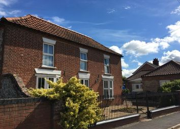 Thumbnail 5 bedroom detached house for sale in The Street, Bridgham, Norwich, Norfolk