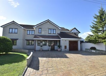Thumbnail 6 bed detached house for sale in Windways, Court Farm Road, Longwell Green