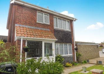 Thumbnail 3 bed detached house for sale in Hazel Way, Gorleston, Great Yarmouth