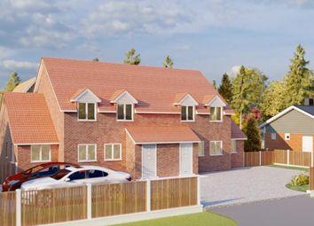 3 bed semi-detached house for sale in Gormans Lane, Colkirk, Fakenham NR21