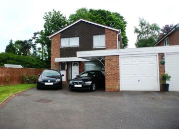 Thumbnail 4 bed link-detached house to rent in Beauchamp Road, Solihull