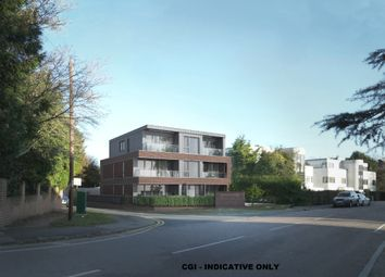 Thumbnail 2 bed flat for sale in The Mansion, Eastbury Avenue, Northwood