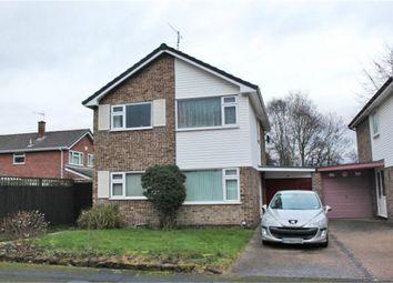 Thumbnail 4 bedroom detached house for sale in Larwood Grove, Nottingham