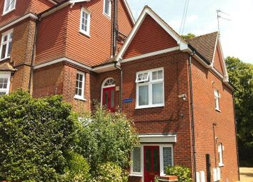 Thumbnail 1 bed flat to rent in Lemsford Road, St Albans