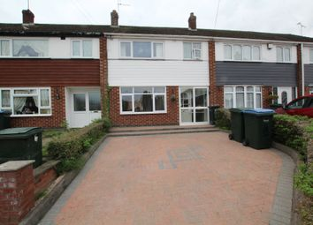 Thumbnail 3 bed terraced house for sale in Arthingworth Close, Binley, Coventry