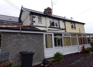 Thumbnail 2 bed terraced house to rent in Trefriw
