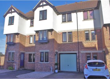 Thumbnail 4 bed town house for sale in Ash Tree Road, Knaresborough