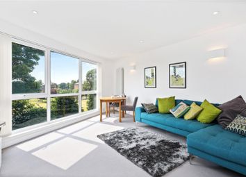 Thumbnail 2 bed flat for sale in Parkside Court, Weybridge, Surrey