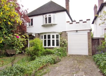 Thumbnail 4 bed detached house for sale in Ross Road, London