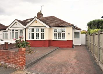 2 bed semi-detached bungalow for sale in Parkside Avenue, Romford RM1