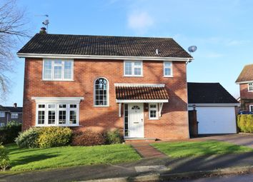 Thumbnail 4 bed detached house for sale in Russet Close, Swanmore, Southampton