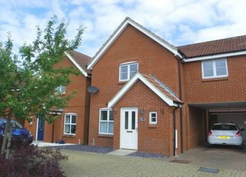 Thumbnail 3 bed semi-detached house to rent in Civray Avenue, Downham Market
