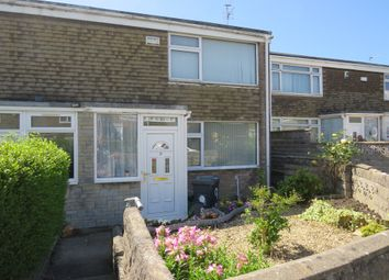 Thumbnail End terrace house for sale in Ilminster Close, Barry