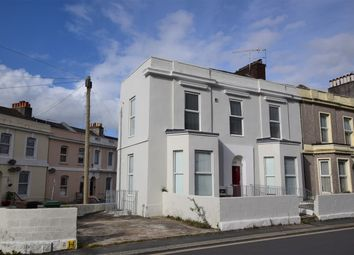 Thumbnail 9 bed end terrace house for sale in North Road West, Plymouth, Devon