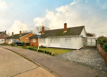 Thumbnail 1 bed bungalow for sale in Manfield Gardens, St. Osyth, Clacton-On-Sea
