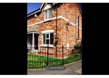 Thumbnail 3 bed end terrace house to rent in Lealholme Court, Hull