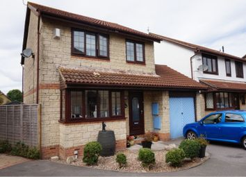 Thumbnail 3 bed detached house for sale in Priston Close, Weston-Super-Mare