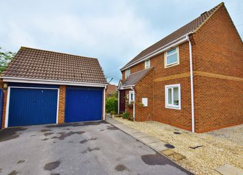 Thumbnail 3 bed detached house for sale in Humber Close, Didcot