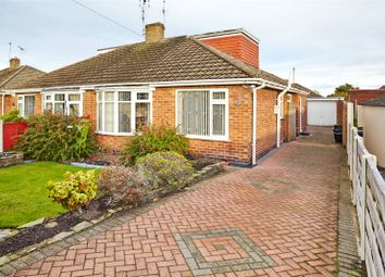 Thumbnail 2 bedroom semi-detached bungalow for sale in Fox Covert, York