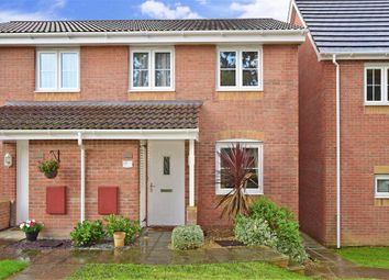 Thumbnail 3 bed semi-detached house for sale in Snowberry Road, Newport, Isle Of Wight